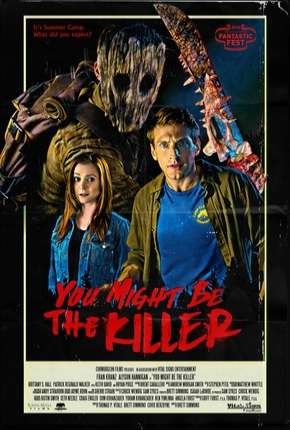 You Might Be the Killer - Legendado Filme Torrent Download