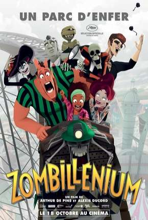 Zumbilênio - O Parque dos Monstros Filme Torrent Download