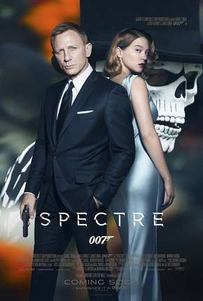 007 Contra Spectre BD-R Filme Torrent Download