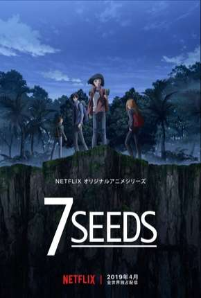 7 Seeds - 1ª Temporada Completa Desenho Torrent Download