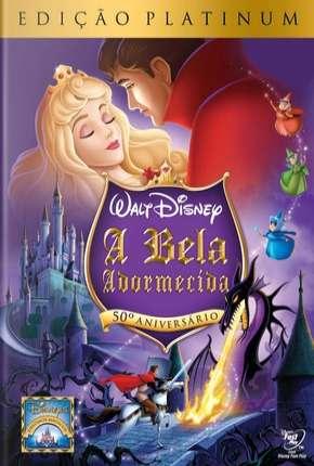 A Bela Adormecida - Animação Filme Torrent Download