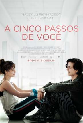 A Cinco Passos de Você - BluRay Filme Torrent Download