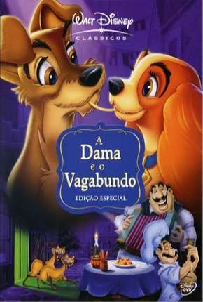 A Dama e o Vagabundo - Animação Filme Torrent Download