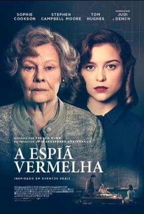 A Espiã Vermelha Filme Torrent Download