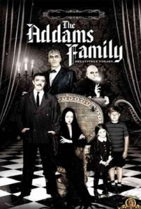 A Família Addams - 1ª Temporada torrent download