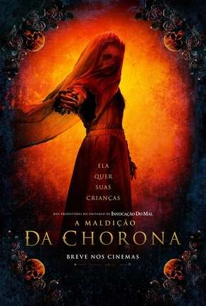 A Maldição da Chorona - The Curse of La Llorona Filme Torrent Download