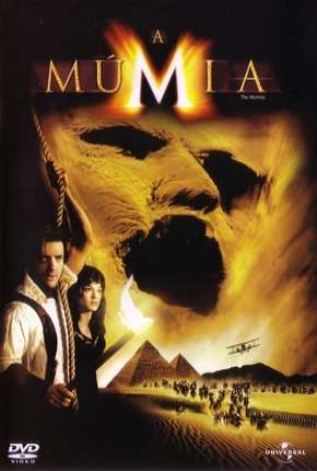 A Múmia - DVD-R Filme Torrent Download