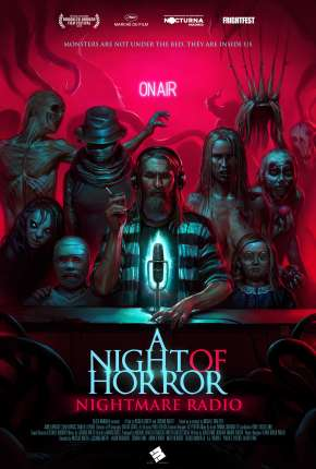 A Night of Horror - Nightmare Radio - Legendado Filme Torrent Download
