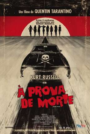 À Prova de Morte - Death Proof Filme Torrent Download