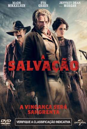 A Salvação - The Salvation Filme Torrent Download