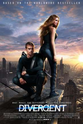 A Série Divergente - Trilogia Filme Torrent Download