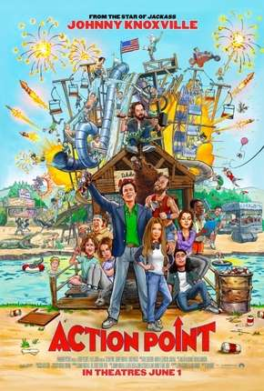 Action Point BD-R Filme Torrent Download