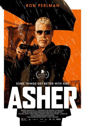 Agente Asher Filme Torrent Download