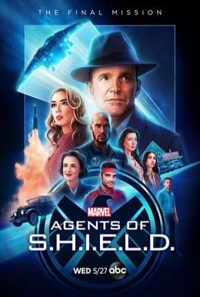 Agentes da S.H.I.E.L.D. - 7ª Temporada Legendada Série Torrent Download