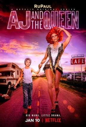 AJ and the Queen Completa Série Torrent Download