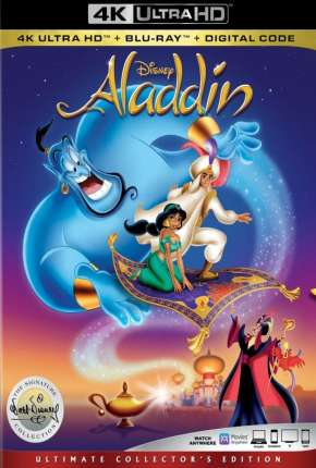 Aladdin - Animação 4K Filme Torrent Download