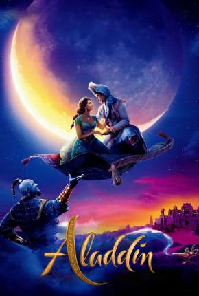 Aladdin - Live Action Legendado Filme Torrent Download