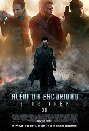 Além da Escuridão - Star Trek BluRay Filme Torrent Download