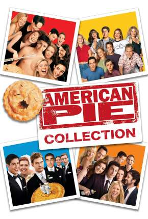 American Pie - Coleção Completa Filme Torrent Download