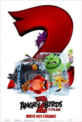 Angry Birds 2 - O Filme - CAM Filme Torrent Download
