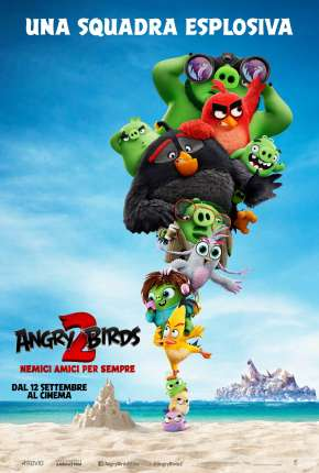 Angry Birds 2 - O Filme - HDRIP Legendado Filme Torrent Download