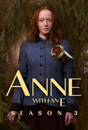 Anne with an E  - 3ª Temporada Legendada Série Torrent Download