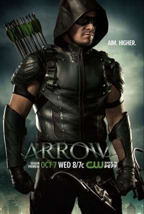 Arrow - 4ª Temporada Completa Série Torrent Download