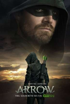 Arrow - 8ª Temporada Série Torrent Download