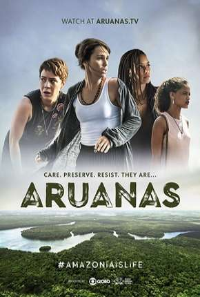 Aruanas - 1ª Temporada Completa Série Torrent Download