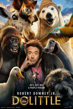 As Aventuras do Dr. Dolittle - Legendado Filme Torrent Download