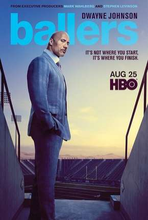 Ballers - 5ª Temporada Série Torrent Download