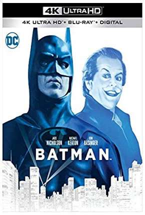 Batman - 1989 4K Filme Torrent Download