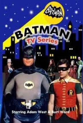 Batman e Robin - 2ª Temporada Série Torrent Download