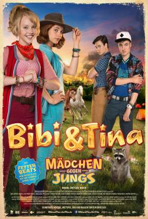 Bibi e Tina - Garotas contra Garotos Filme Torrent Download