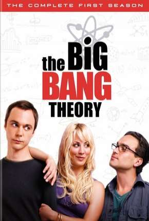 Big Bang - A Teoria - 1ª Temporada Completa Série Torrent Download