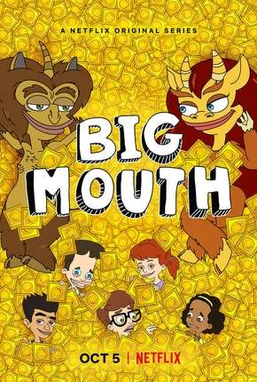 Big Mouth - 2ª Temporada Completa Desenho Torrent Download