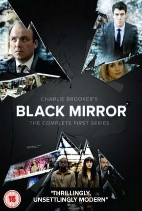 Black Mirror - 1ª Temporada Completa Série Torrent Download