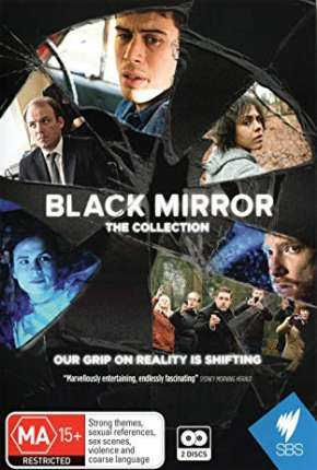 Black Mirror - Todas as Temporadas Completas Série Torrent Download