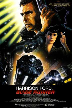 Blade Runner - O Caçador de Andróides - Duologia Filme Torrent Download