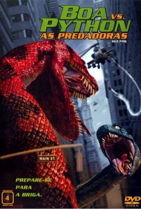 Boa vs. Python - As Predadoras Filme Torrent Download