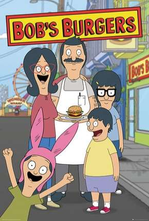 Bobs Burgers - 10ª Temporada - Legendada Desenho Torrent Download