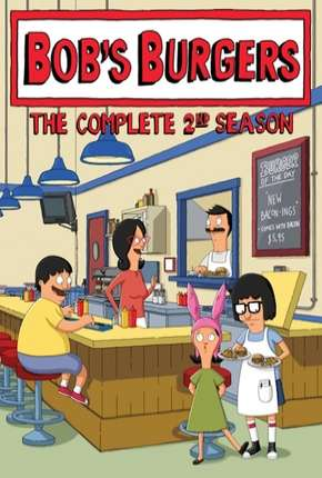 Bobs Burgers - 2ª Temporada Desenho Torrent Download