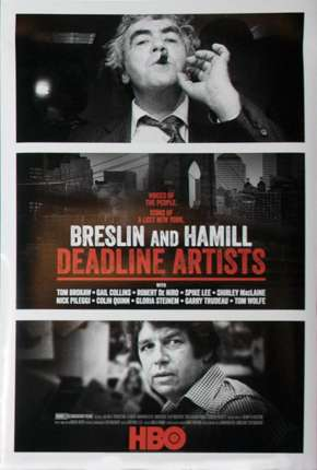 Breslin e Hamill - As Vozes de Nova York - Legendado Filme Torrent Download