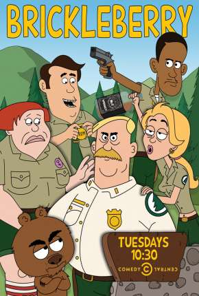 Brickleberry - 1ª Temporada Desenho Torrent Download