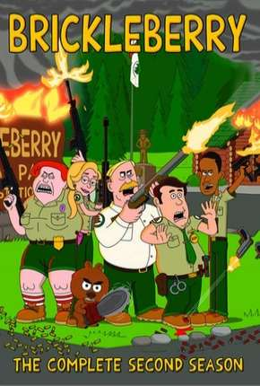 Brickleberry - 2ª Temporada Desenho Torrent Download