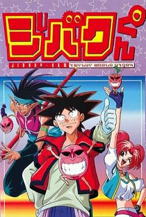 Bucky - Completo Anime Torrent Download