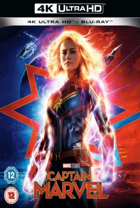 Capitã Marvel 4K Filme Torrent Download