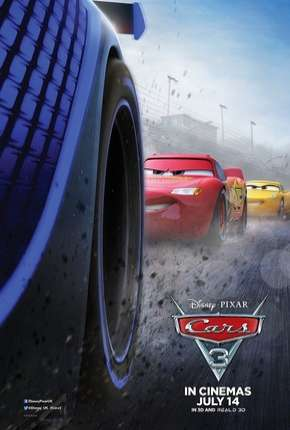Carros 3 BluRay Filme Torrent Download