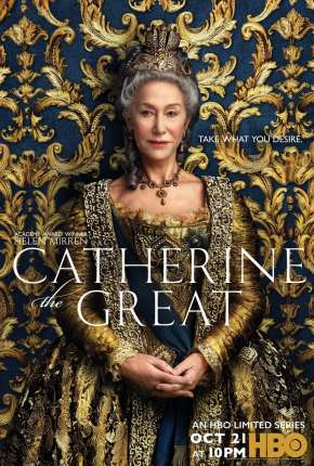 Catherine The Great - Completa Série Torrent Download
