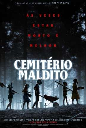 Cemitério Maldito - Remux e Extras Filme Torrent Download